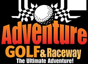 Adventure Golf Raceway Logo