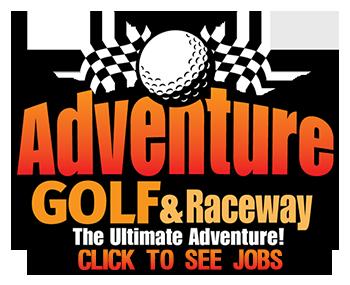 Adventure Golf & Raceway Logo